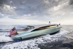 Le Limo tender 422 d'Hogdon Yachts