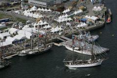 Fêtes Maritimes de Brest 2012
