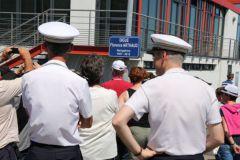 L'hommage de Brest à Florence Arthaud