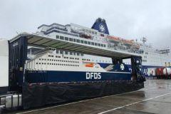 Le Jubilee Seaways, plus gros bateau du monde en Lego