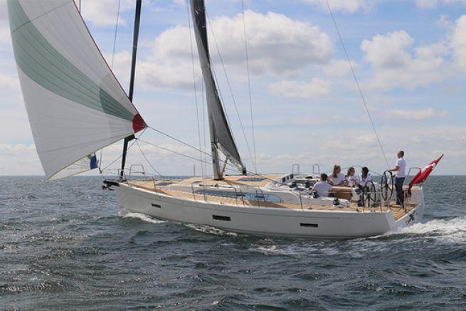 Le nouveau X4 de X-Yachts