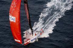IMOCA de 2e génération, mais potentiels vainqueurs du Vendée Globe 2016