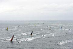 7 participants à prétendre au podium du Vendée Globe 2016