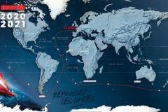 Le parcours du Vendée Globe
