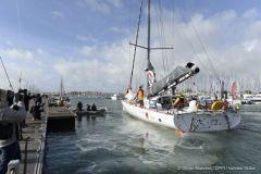 Nouveau départ sur le Vendée Globe pour Didac Costa