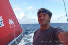 Vendée Globe : Bertrand de Broc obligé de se dérouter