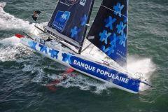 Une troisième semaine de course du Vendée Globe marqué par les abandons
