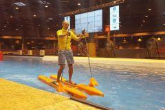Le StickGlide, nouvelle pratique de glisse