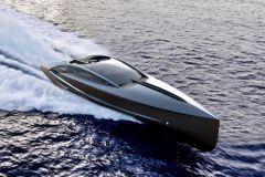 Sarco, concept de superyacht du designer Timur Bozca