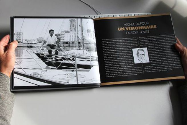 Livre Dufour Yachts