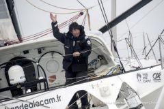 Jean Le Cam, 6eme du Vendée Globe