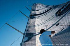 Vendée Globe : Conrad Colman démâte mais veut continuer