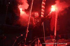 Moins de 100 jours pour Eric Bellion, premier bizuth à boucler le Vendée Globe