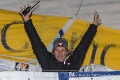 Sébastien Destremau boucle cette 8ème édition du Vendée Globe avec la 18ème place