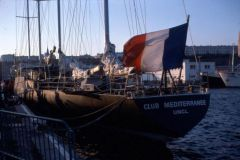 Club Méditerranée d'Alain Colas