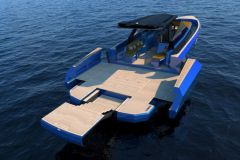 Evo WA, nouveau yacht d'Evo Yachts