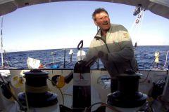 Revivez le Vendée Globe de Kito de Pavant à travers les yeux du skipper