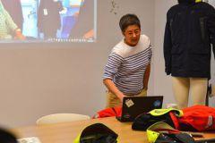 Audrey Goulard nous dévoile le process de conception de la veste Ocean 900