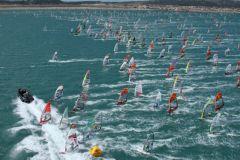 1 400 riders et plus de 60 champions du monde réunis sur le Défi Wind !