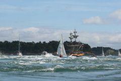 Semaine du Golfe, le Loup y était, et 1000 autres bateaux aussi !