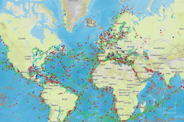 Marine Traffic Comment Suivre Nos Navires
