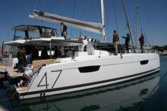 Catamaran Saona 47 de Fountaine Pajot