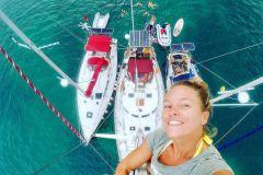 Fin des aventures nautiques pour Blandine et Max