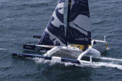 Une première navigation prometteuse pour le Maxi Edmond de Rothschild