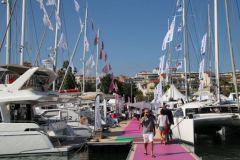 Le Cannes Yachting Festival, un salon actif pour les multicoques
