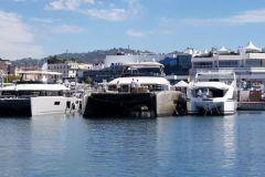 Le Lagoon Seventy 8, présenté pour la première fois au Cannes Yachting Festival 2017