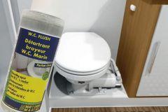 Matt Chem WC Flush