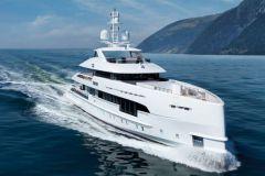 Home, superyacht hybride du chantier néerlandais Heesen Yachts