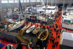 Le Hall 1 au Nautic de Paris
