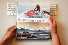 Sauveteurs en Mer, le beau livre de la SNSM