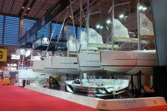 Stand Dufour Yachts au Nautic 2016