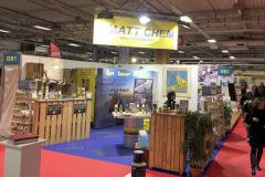 Stand Matt Chem au Nautic 2016