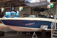 Le stand Sea Ray au Nautic 2017