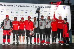 MAPFRE vainqueur de la 3e etape de la Volvo Ocean Race