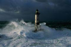 Ar-Men, le plus symbolique des phares en mer