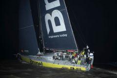 Victoire de Team Brunel sur la 9e étape de la Volvo Ocean Race