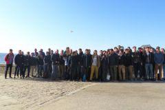 Les promotions des futurs professionnels du nautisme à l'INB