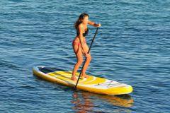 Les paddle iSUP d'Orangemarine