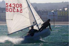 Crozon-Morgat retenu pour organiser le Championnat du monde de 420