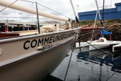 Eric Bellion : un tour du monde en voilier pour valoriser la différence