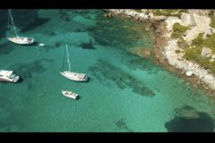 Kalispera au mouillage en Corse