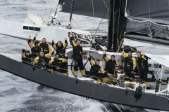 L'équipage de Spindrift Racing