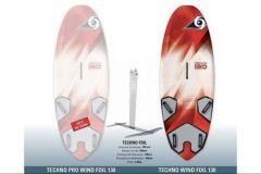 Bic Techno Wind Foil, une planche de windsurf mixte entre foil et slalom