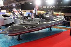 Highfield Sport 760, une version sport au design méditerranéen