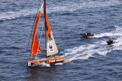 Un nouveau skipper à la barre de l'IMOCA PRB