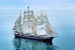 Quelles différences entre un trois-mâts barque et un trois-mâts carré ?